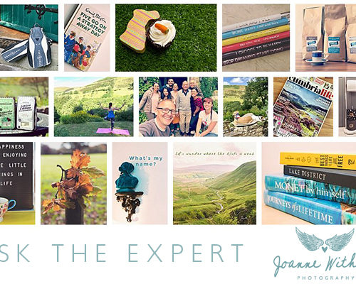 Ask the Expert with Joanne Withers